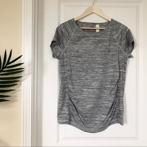Isabel Maternity Activewear Top